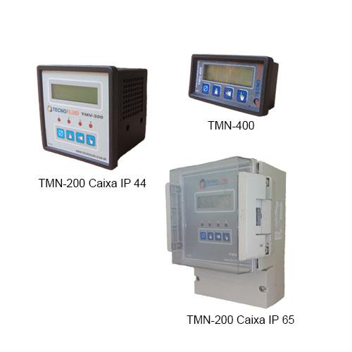 Módulo Eletrônico de Nível TMN