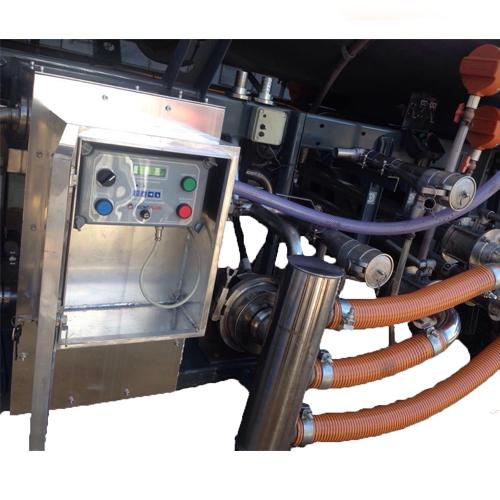 Sistema de Abastecimento para entrega a granel de Arla 32